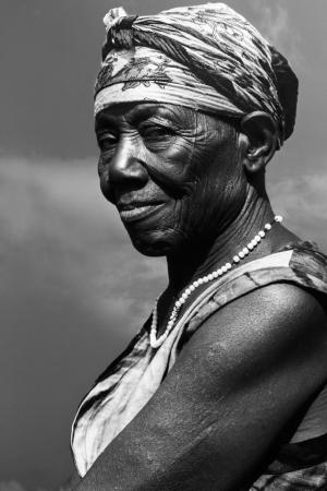 Африканские ведьмы. Фотограф сделал портреты женщин, обвинённых в колдовстве