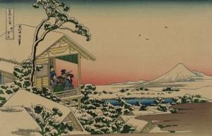 Более 2500 оцифрованных гравюр японских мастеров 1600-1915 годов можно скачать бесплатно