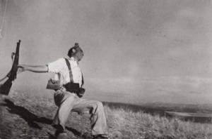 Роберт Капа – Вдохновение от мастера фотографии