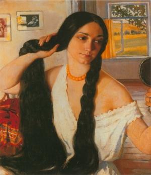 Шедевры живописи Зинаиды Серебряковой