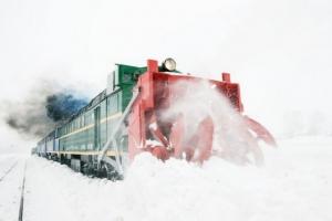 Могучая красота русской зимы в фотографиях Елены Чернышовой
