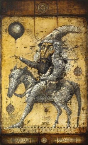 Художник, родившийся на 500 лет позже своего времени