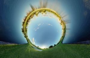 Завораживающие круговые панорамы Рэнди Скотта Славина