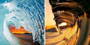Ошеломляющие волны в фотографиях Кларка Литтла