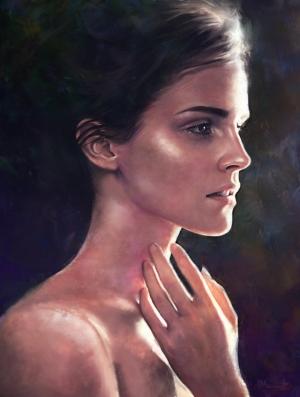 Замечательные портреты от иллюстратора Изабеллы Моравец