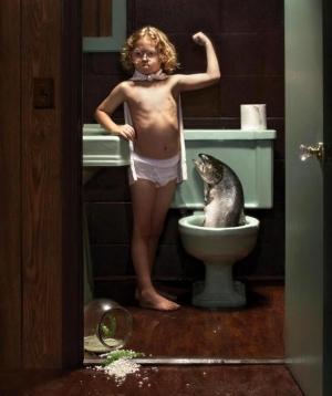 Потрясающие фотографии современного фотохудожника Дена Буста
