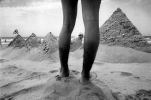 Венис Бич в объективе мастера фотоистории Клаудио Эдингера (1984 год)