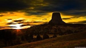 Динамический свет в пейзажах Эрика Хайнса