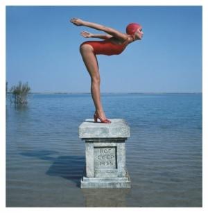 Норман Паркинсон – эксцентричный британский мастер, который вдохнул жизнь в модную фотографию
