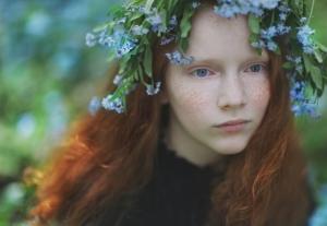 «12 месяцев её жизни» – душевный фотопроект Lena Kap