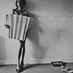 Притягательные чёрно-белые фото