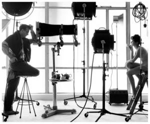 57 знаменитых фотографов за работой