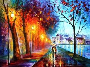 35 ярких уличных картин, как источник вдохновения