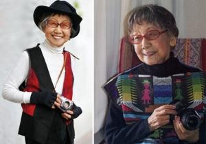 Первая женщина-фотожурналист Японии продолжает фотографировать в возрасте 101 год