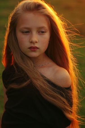 Красивые портреты донецкого фотографа Lilly Taylor