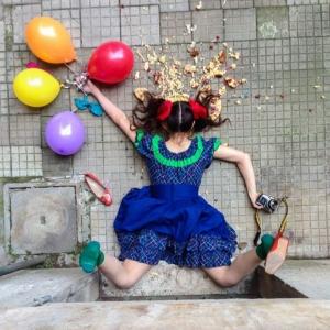 Трагикомичные падения людей в фотографиях Сандро Джиордана