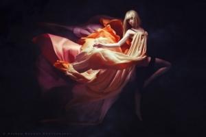 Потрясающие модные портреты Режана Брандта