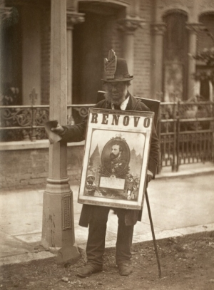 Лондонская уличная фотография 19 века от Джона Томсона (John Thomson)