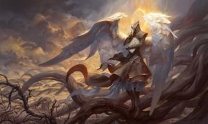 Ангелариум: мифические существа в иллюстрациях Питера Морбахера