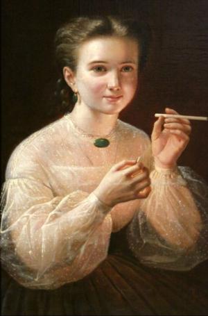 8 классических картин с курильщиками, пока Минздрав их не запретил