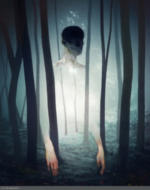 Иллюстрации цифрового художника Сергея Крицкого