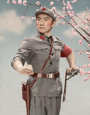 Китайский фотограф Квентин Ши
