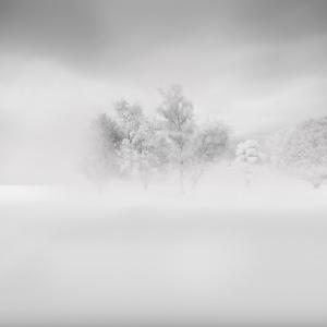 Белое безмолвие в живописных пейзажах фотографа Вассилиса Тангоулиса (Vassilis Tangoulis)