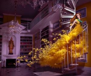 Синергия моды и изобразительного искусства в работах Натали Дубиз