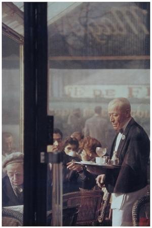 Сол Лейтер (Saul Leiter) - уличный фотограф с мировым именем