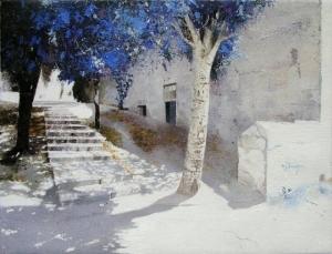 Магия света и тени в пейзажах Петра Козлова