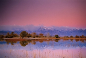 Знаменитый пейзажный фотограф и искатель приключений Гален Роуэлл (Galen Rowell)