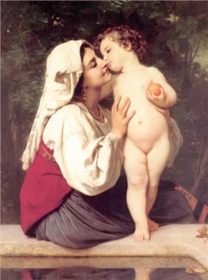 Картины Вильяма-Адольфа Бугро - классические полотна для вашего вдохновения