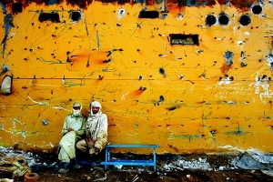 «Оставшиеся в живых» - документальный проект фотографа Акаши