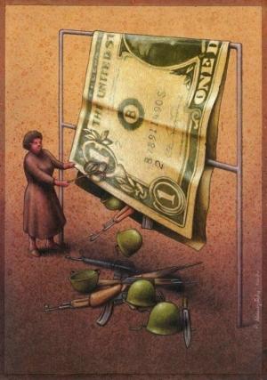 Сатирические иллюстрации Павла Кучинского (Pawel Kuczynski)