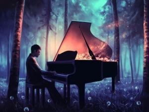Осязаемый сон в цифровых картинах Кирилла Роландо