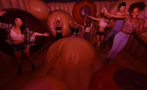 Арт-шоу в Музее секса