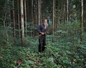 Отшельники в фотопроекте Данила Ткаченко «Побег»