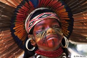 Племена мира - яркие и потрясающие портреты