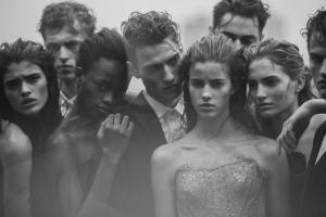 Модные фотографии с уникальной эстетикой от Люка Браке