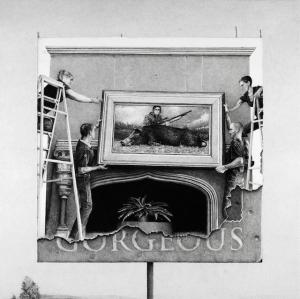 Детализированные графитовые рисунки Итана Мёрроу