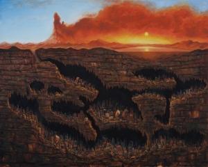 Цифровые рисунки Майкла Кербоу