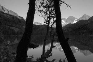 Потрясающие чёрно-белые пейзажи Питера Эссика