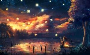 Трогательные фантазии в цифровых картинах Sylar113