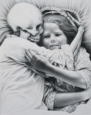 Сумеречный мир художницы Лори Липтон