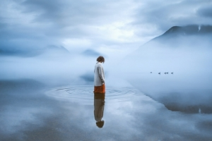 Гармония природы в поэтичных портретах Элизабет Гэдд