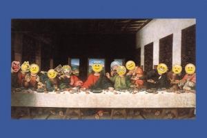 Что общего у Facebook и «Тайной вечери» да Винчи. О влиянии цифрового на материальное и наоборот