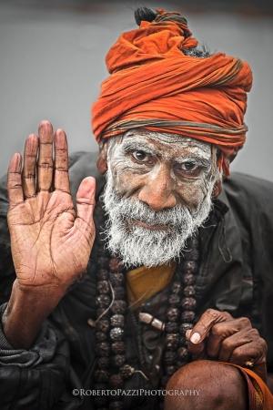 Выразительные портреты бедняков Индии. Фотограф Роберто Пацци