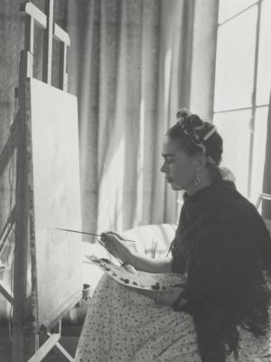 Ретро фотографии и тайные любовные письма Фриды Кало
