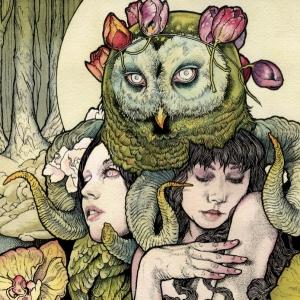 Яркие иллюстрации Джона Бэйзли