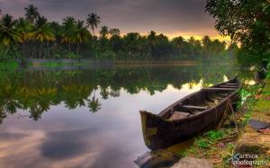 Знакомимся с райским уголком планеты - Керала